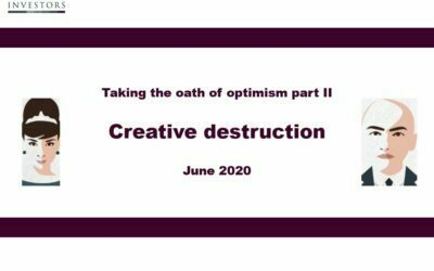 TAKING THE OATH OF OPTIMISM